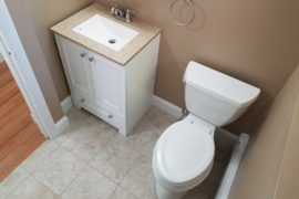 Bathroom Renovation – Framingham MA