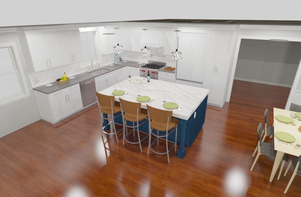 Kitchen Design Wellesley